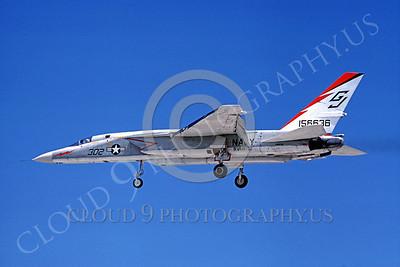 RA-5C 00002 North American RA-5C Vigilante RVAH-3 USN156636 June 1978 by Michael Grove, Sr