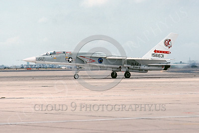 RA-5C 00031 North American RA-5C Vigilante RVAH-5 USN 155631 NAS Miramar by Peter J Mancus