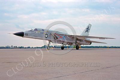 RA-5C 00015 North American RA-5C Vigliante RVAH-7 USN October 1977 by Peter B Lewis