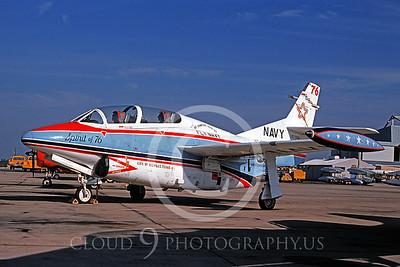BICEN-T-2 00001 North American T-2 Buckeye USN by Peter J Mancus