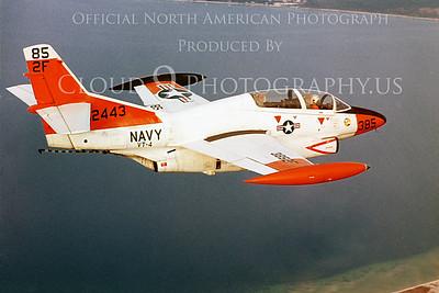 T-2 USN 00002 North American T-2 Buckeye VT-4 courtesy of North America