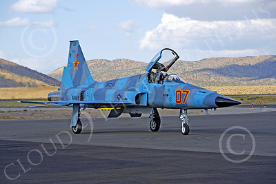 F-5USN 00023 Northrop F-5E Freedom Fighter US Navy 741545 VFC-13 by Peter J Mancus