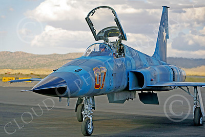 F-5USN 00024 Northrop F-5E Freedom Fighter US Navy 741545 VFC-13 by Peter J Mancus