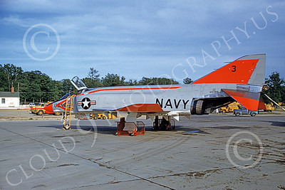 F-4USN 00815 A static McDonnell Douglas F4H-1 Phantom II US Navy 143388 5-1959 military airplane picture by Doug Olson