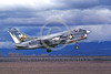 A-7USN-VA-113 0002 A landing Vought A-7E Corsair II USN 150664 VA-113 STINGERS USS Ranger CAG with bombs NE code NAS Fallon 3-1978 military airplane picture by Michael Grove, Sr