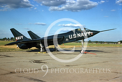 F7U-SUSN 00001 Vought F7U-1 Cutless Sept 1953 Dayton by Warren D Shipp