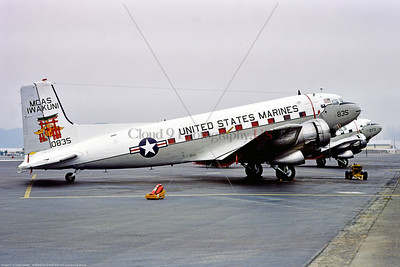 US Marine Corps Douglas C-117 Skytrain Military Airplane Pictures