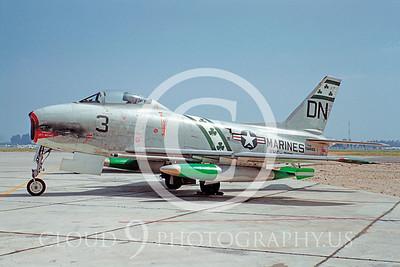 FJ-3USMC 00005 North American FJ-3 Fury USMC by William T Larkins