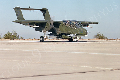 OV-10USMC 00013 North American OV-10 Bronco USMC 55440 by Peter J Mancus