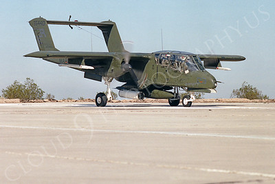 OV-10USMC 00019 North American OV-10 Bronco USMC 55440 by Peter J Mancus