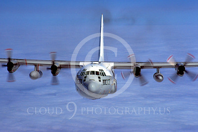 C-130USMC 00028 Lockheed KC-130 Hercules USMC March 1985 by Peter J Mancus