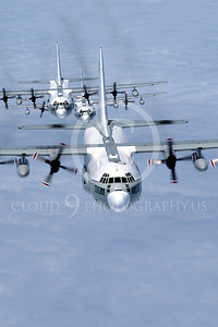 C-130USMC 00040 Lockheed KC-130 Hercules USMC by Peter J Mancus