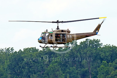 H-1USA 00010 Doesn't take much imagination to entertain this Bell H-1 Iroquois Huey US Army military helicopter picture was taken in Vietnam, by Peter J Mancus