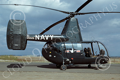 Kaman HOK 00001 A static Kaman HOK USN helicopter picture by Warren D Shipp