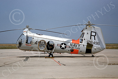 HUP-USN 00001 A static Piasecki HUP Retriever USN 128496 helicopter picture by Warren D Shipp