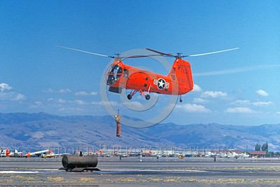 HUP-USN 00002 A flying Piasecki HUP Retriever US Navy NAS Moffett 5-1960 helicopter picture by William T Larkins DONEt
