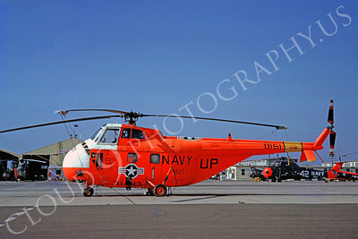 DG 00028 Sikorsky H04S US Navy 0151 HU-1 August 1962 by Clay Jansson