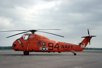 HSS-USN 00005 A static Sikorsky HSS Seabat USN HT-8 5-1967 helicopter picture by Clay Jansson