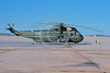 H-3USN-HC-2 001 A static dark green Sikorsky VH-3A Sea King USN helicopter 150610 HC-2 FLEET ANGELS 2-1996 military helicopter picture by Jessie Collins     DONEwt