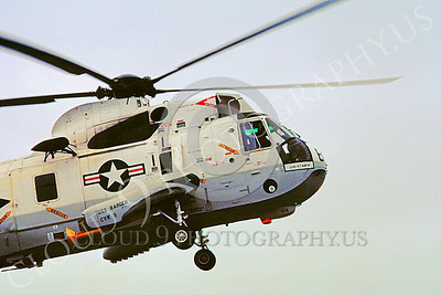 CUNMH 00004 Sikorsky SH-3 Sea King US Navy by Peter J Mancus