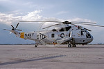 SH-3USN-HS-8 001 A static Sikorsky SH-3H Sea King USN 151535 anti-submarine HS-8 EIGHTBALLERS USS Constellation NAS Miramar 6-1981 military helicopter picture by Michael Grove, Sr      DONEw ...