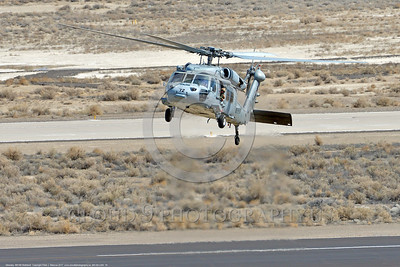 MH-60-USN 0016 A low visibility gray color scheme Sikorsky MH-60S Seahawk USN multi-mission helicopter NAWDC prepares to land at NAS Fallon 3-2017 military helicopter picture by Peter J Mancus     DONEwt