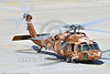 MH-60-USN 0001 A static Sikorsky MH-60S Seahawk USN multi-mission helicopter NAWDC during engine run-up at NAS Fallon 3-2017 military helicopter picture by Peter J Mancus     DONEwt