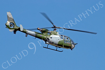 HMF - Gazelle 00004 Aerospatiale (Eurocopter) SA 342 Gazelle British Royal Army XX449 by Alasdair MacPhail
