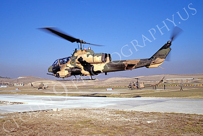 AH-1Forg 00004 A flying Bell AH-1 Corbra Turkish Army helicopter picture by Soner Capoglu