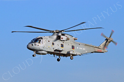 HMF - 00006 EH Industries Merlin HM1 British Royal Navy ZH824 by Alasdair MacPhail
