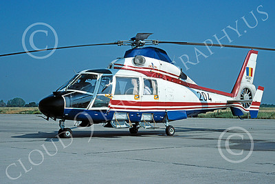 AS 565 00001 A static Eurocopter AS 565 Panther helicopter unknown nationality 5-2010 by Carlos Cuna