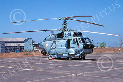 Ka-32 00001 A static Kamov Ka-32 Helix Indian Navy 3-2006 helicopter picture by Dominic Kirby
