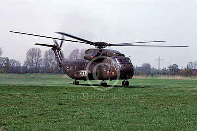 CH-53Forg 00003 A static Sikorsky CH-53 Sea Stallion German Army helicopter picture 5-1986 by Wilfried Zetsche