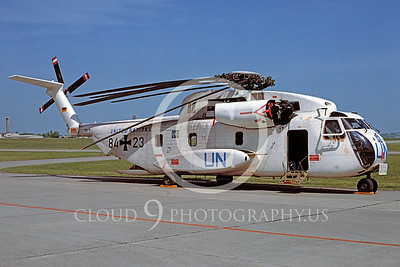 CH-53Forg 00001 Sikorsky CH-53 Sea Stallion German United Nations May 1994 by H J van Broekhuizen