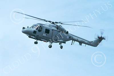 Westland Lynx 00006 A flying Westland Lynx British Royal Navy 7-2002 helicopter picture by S W D Wolf