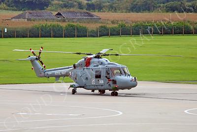 HMF - 00001 Westland (A-W) WG13 Lynx British Royal Navy XZ721 by Alasdair MacPhail