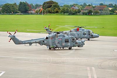 HMF - 00003 Westland (A-W) WG13 Lynx British Royal Navy ZF557 by Alasdair MacPhail
