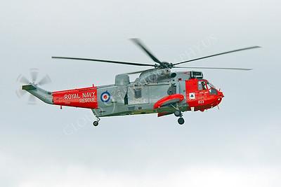 HMF - 00004 Westland Sea King British Royal Navy XV699 by Alasdair MacPhail