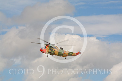 HM-Westland Sea King 00002 Belgium Air Force RS-02 by Peter J Mancus