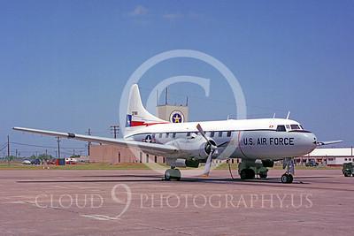 C-131ANG 00019 Convair C-131 Samaritan Texas Air National Guard 37811 Houston by Peter J Mancus