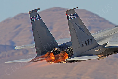 AB-F-15ANG 00006 McDonnell Douglas F-15 Eagle Florida ANG 76477 Nellis AFB by Peter J Mancus