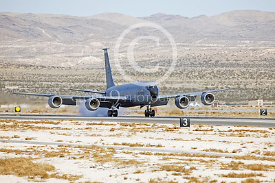 KC-135ANG 00007 Boeing KC-135R Stratotanker Washington ANG by Peter J Mancus