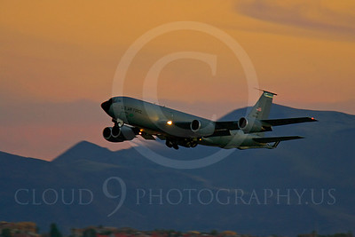 KC-135ANG 00002 Boeing KC-135R Stratotanker Washington ANG by Peter J Mancus