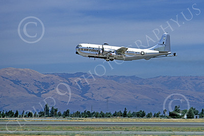 KC-97ANG 00026 A flying Boeing KC-97L Stratotanker Illinois ANG 22675 7-1973 military air national guard by Michael Grove, Sr