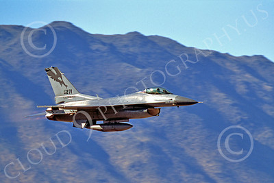 F-16ANG 00028 Lockheed Martin F-16 Fighting Falcon California Air National Guard 84271 by Peter J Mancus