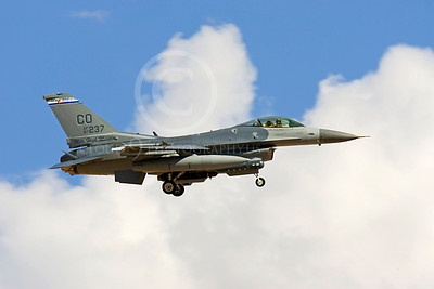 F-16ANG 00184 Lockheed Martin F-16 Fighting Falcon Colorado Air National Guard 87237 by Peter J Mancus