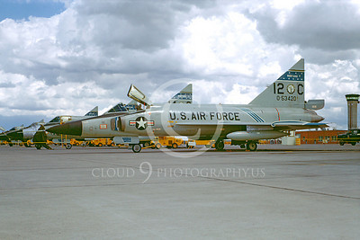 F-102ANG 00041 Convair F-102A Delta Dagger Montana ANG 53420 by Peter B Lewis
