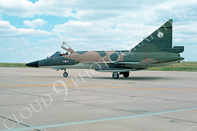 F-102ANG 00017 Convair F-102A Delta Dagger Idaho ANG 61256 Buckley ANG Base 15 June 1974 by Lars Soldeus