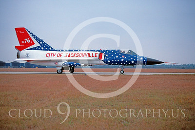 BICEN-F-106 00005 Convair F-106A Delta Dart FLANG Oct 1976 by Peter J Mancus