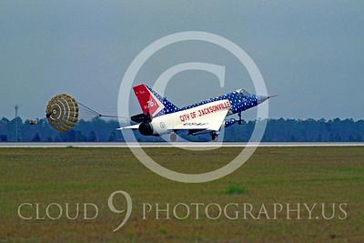 CHUTE 00013 Convair F-106 Delta Dart FLANG by Peter J Mancus